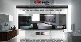 Ellesse Vidros - Box Temperados e Espelhos