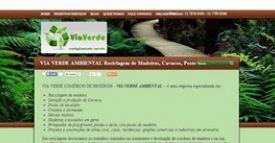 Via Verde Ambiental Reciclagem de Madeiras